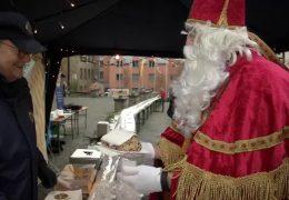 Christstollen in Vallendar für den guten Zweck verkauft