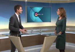 Ist die Schlaganfallversorgung gefährdet? Gast im Studio Sabine Bätzing-Lichtenthäler