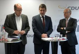 CDU will Haushaltsentwurf ändern