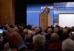 Solo für Friedrich Merz in Fulda
