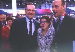 Annegret Kramp-Karrenbauer wird neue CDU-Vorsitzende