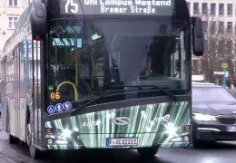 Schaffen E-Busse die Dieselwende