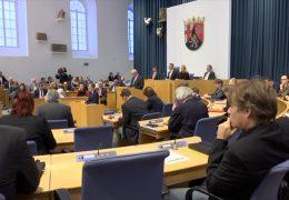 Generaldebatte im Mainzer Landtag