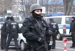 Nach dem Anschlag auf den Weihnachtsmarkt in Straßburg
