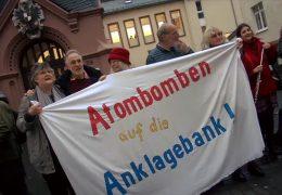 Büchel-Demonstraten vor Gericht