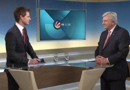 Volker Bouffier zum schwarz-grünen Koalitionsvertrag