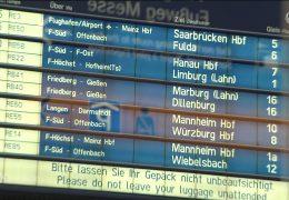 Bahn verspricht bessere Qualität bei Durchsagen