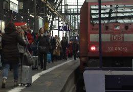 Die Probleme der Bahn