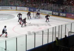 Eishockey: EC Bad Nauheim besiegt im Derby die Löwen Frankfurt