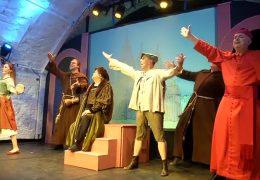 Johannes Gutenberg wird Musical-Star