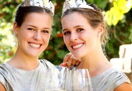 Die doppelte Weinprinzessin