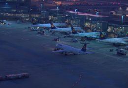 Keine Ruhe über dem Frankfurter Flughafen?