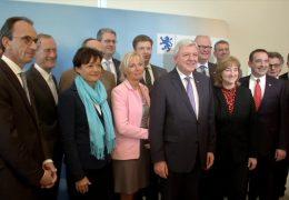 CDU stellt Fraktion und Ministerien neu auf