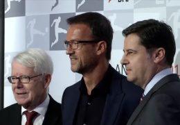 König Fußball hält Hof beim DFL-Neujahrsempfang