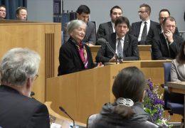 Landtag gedenkt der Opfer des Nationalsozialismus