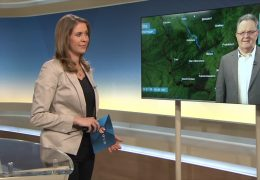 Im Interview: Meteorologe Andreas Friedrich