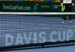Frankfurter Tim Pütz im Davis Cup