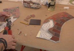 Ein Mosaik für Pirmasens