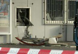 Geldautomat in Selters gesprengt