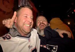 Super Bowl-Party in Frankfurt