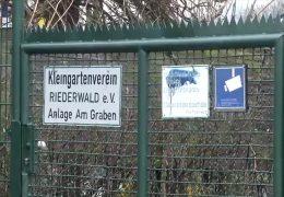 Videoüberwachung im Kleingarten