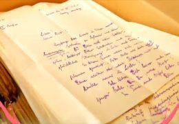 Einzigartiges Liebesbrief-Archiv in Koblenz