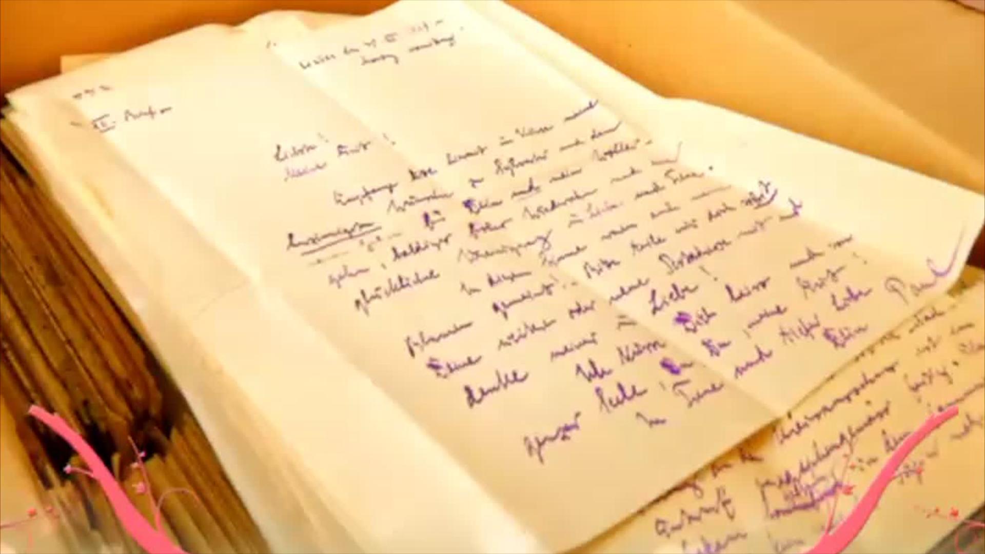Wie schreibe ich einen liebesbrief