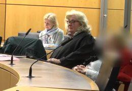 Plädoyers im Viernheimer Babymord-Prozess