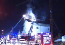 5 Tote bei Wohnungsbrand in Lambrecht