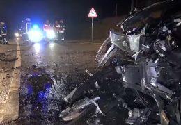 Drei Tote bei Unfall im Westerwald