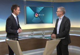 Studiogespräch mit dem hessischen Wirtschafts- und Verkehrsminister Tarek Al-Wazir