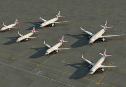 Lufthansa Billigtochter Eurowings fliegt jetzt auch ab Frankfurt