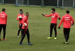 Die Eintracht freut sich in der Europa League auf Inter Mailand