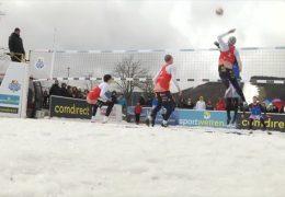 Deutsche Snow-Volleyball-Meisterschaften in Willingen