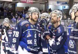 Kassel Huskies verlieren Heimspiel
