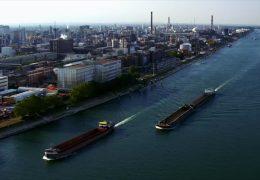 Eine tiefere Fahrrinne für den Rhein