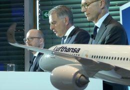 Lufthansa – mehr Umsatz, aber weniger Gewinn!