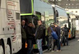 Streit um Betreiber des neuen Busbahnhofs in Frankfurt