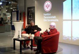 Eintracht Frankfurt gedenkt den Opfern des Holocausts