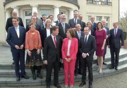 Kabinett trifft Unternehmerverband