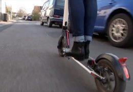 E-Scooter gehören bald zum Straßenbild