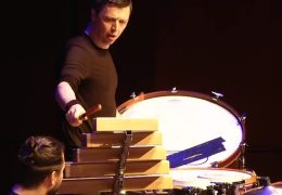 Weltklassemusiker mit Rhythmus Martin Grubinger