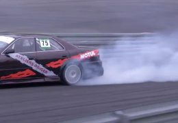 Drift-Challence auf dem Nürburgring