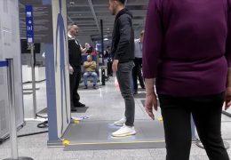 Schnellere Sicherheitskontrollen an Ostern am Flughafen