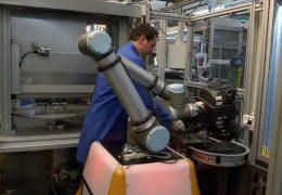 Cobots – Mensch und Maschine Hand in Hand