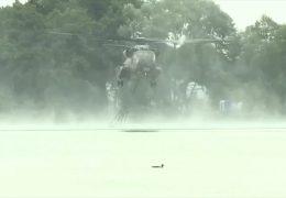Feuerwehrverband fordert mehr Löschhubschrauber