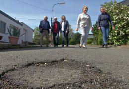 Streit über Straßenausbaubeiträge