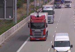 E-Highway in Betrieb genommen