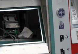Fahrkartenautomaten-Sprenger vor Gericht