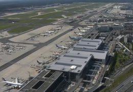 Drohnenalarm legt Frankfurter Flughafen lahm